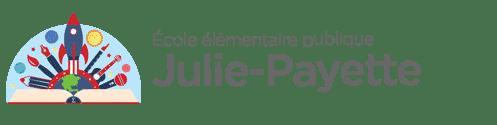 Logo de l'École élémentaire publique Julie-Payette