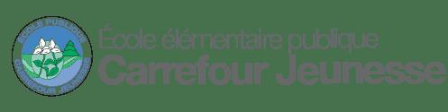 Logo de l'École élémentaire publique Carrefour Jeunesse