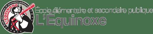 Logo de l'École élémentaire et secondaire publique l'Équinoxe
