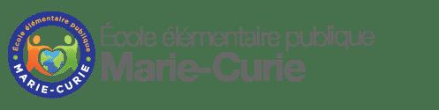 Logo de l'École élémentaire publique Marie-Curie