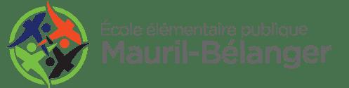 Logo de l'École élémentaire publique Mauril-Bélanger