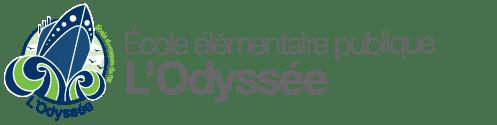 Logo de l'École élémentaire publique L'Odyssée