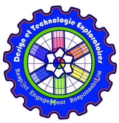 Design et Techno logo