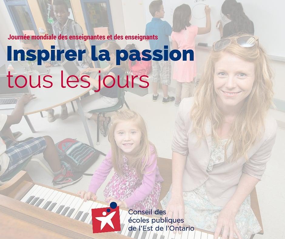 Journée mondiale des enseignants #4
