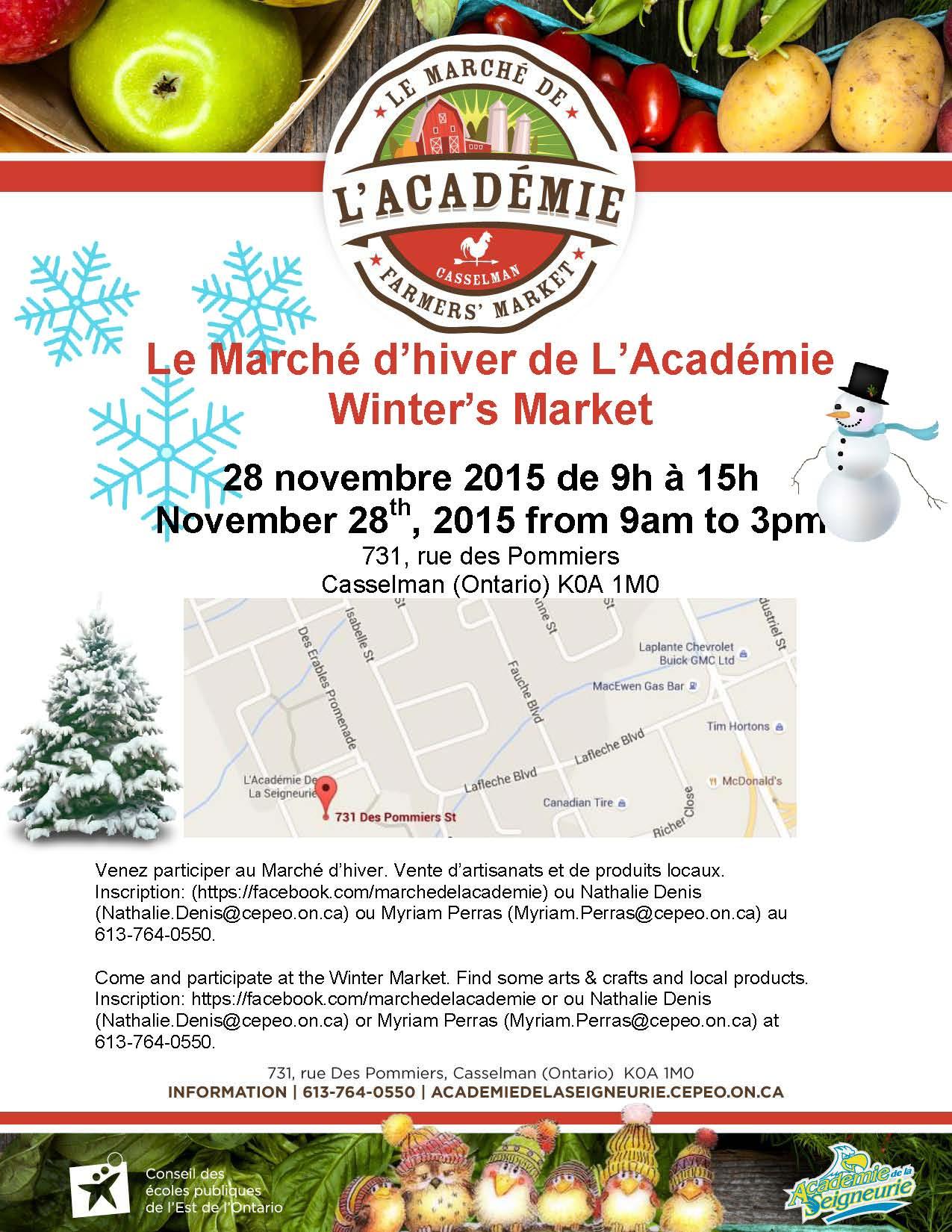 Marche Academie_marchehiver2015