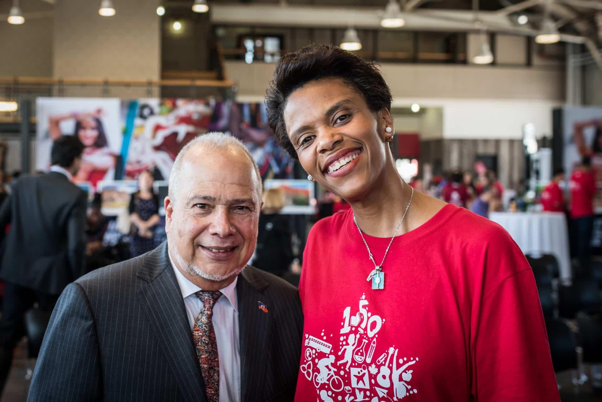 Ottawa accueille le monde_Haiti