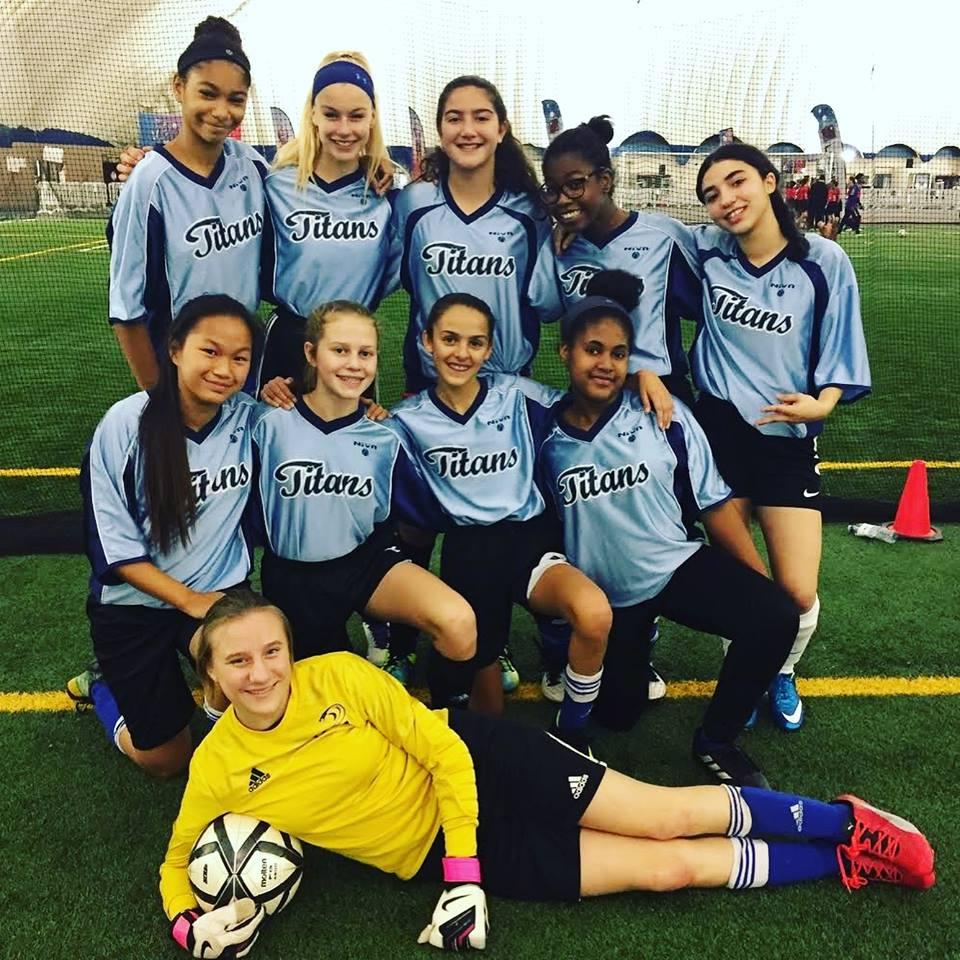Équipe de soccer de l'École secondaire publique Gisèle-Lalonde