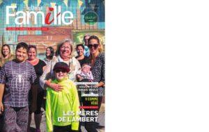 Page couverture du Le Droit Famille d'octobre