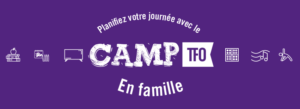 Affiche camp TFO