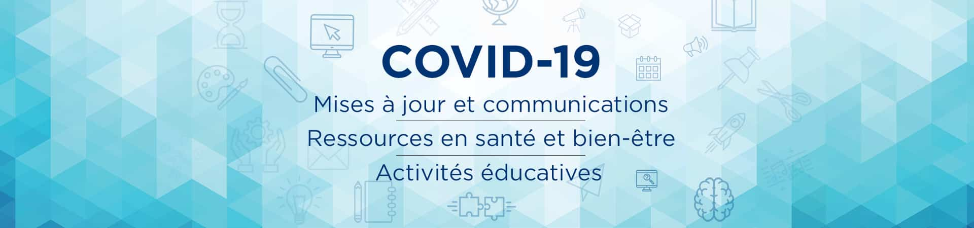 Information sur COVID-19