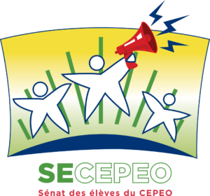 Logo Sénat des élèves du CEPEO