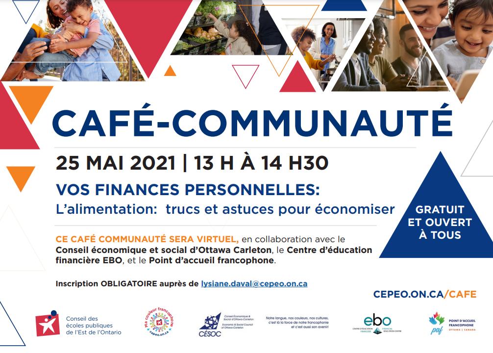 Invitation Café-communauté