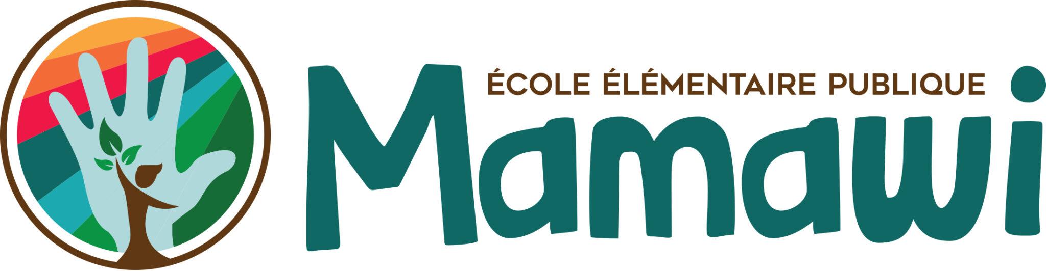 Logo école élémentaire publique Mamawi