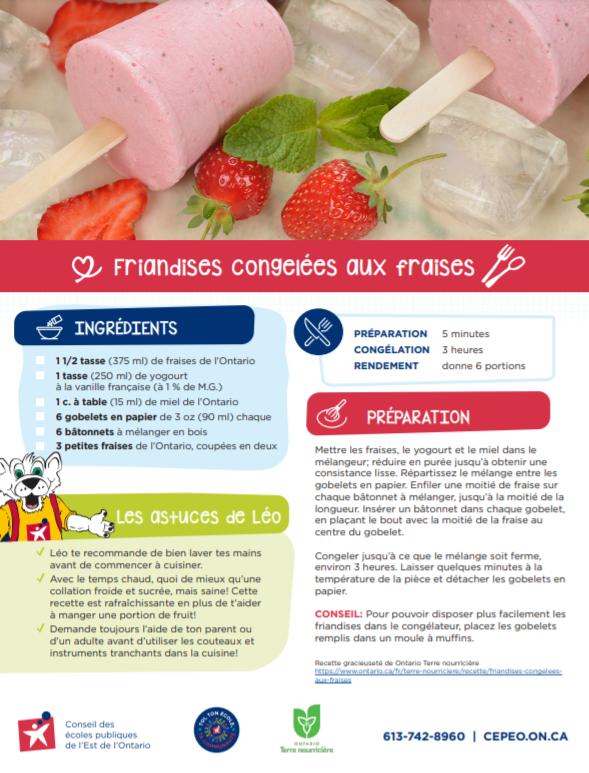 Recette-de-Friandises-congelees-aux-fraises.